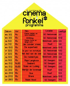 cinema fonkel leger